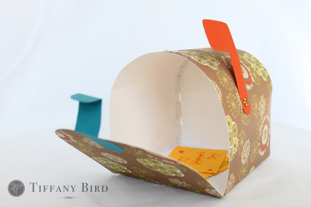 Let ... & Simply Modern Mom » Special Delivery Paper Mailbox Tutorial and ... Aboutintivar.Com