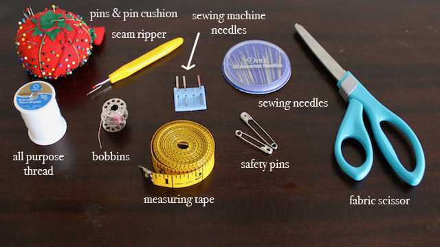 Simply modern mom sewing basic tools and