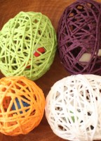 Yarn Egg Surprise Tutorial