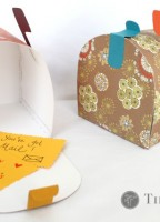 Special Delivery Paper Mailbox Tutorial and Pattern